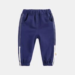 男女童春季休闲裤宝宝长裤婴幼儿运动纯棉外出裤子洋气