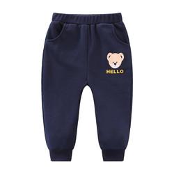 婴儿幼童春款中性童宝宝休闲裤裤子婴幼裤子
