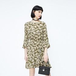ONLY 119307530 女士A字雪纺连衣裙
