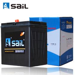 风帆(sail)汽车电瓶蓄电池6-QW-36 本田锋范东风本田哥瑞竞瑞 以旧换新上门安装 厂家直发