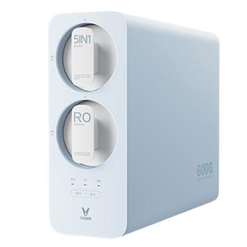 VIOMI 云米 小蓝调系列 MR662 反渗透纯水机 600G