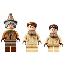 LEGO/乐高积木哈利波特系列76384霍格沃茨时刻草药课