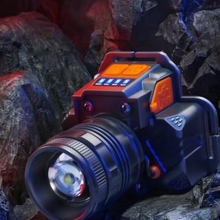 Supfire 神火 GT30 强光充电头戴式户外灯
