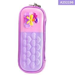 BARBIE 芭比 A252196 紫色香水款笔袋
