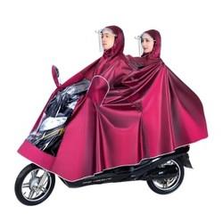 多功能电动车雨衣雨披