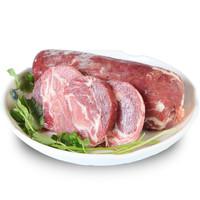 额尔敦 整卷羔羊肉卷 500g/卷 *3件