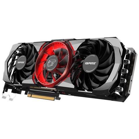 七彩虹iGame GeForce RTX 3070 Advanced OC 显卡