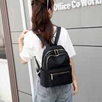 真维斯背包女2021新款包包韩版百搭双肩包学生旅行书包小ins潮