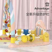 新生嬰兒益智玩具3-6-12個月腳蹬健身架器女孩0-1歲寶寶腳踏鋼琴