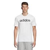adidas 阿迪达斯 E LIN TEE 男子运动T恤 DQ3056 白/黑 3XL