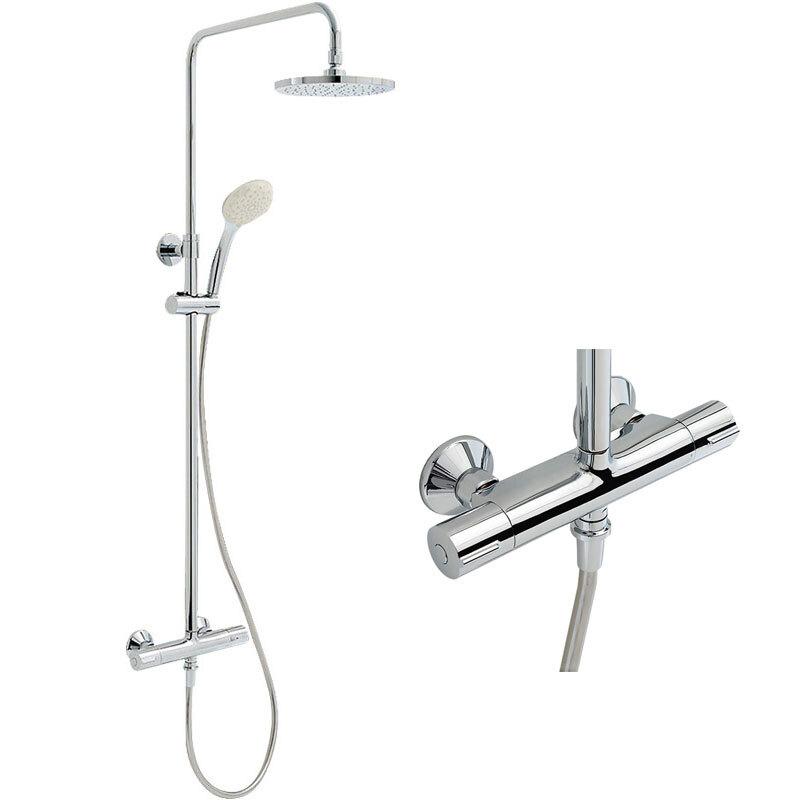 KOHLER 科勒 K-76623T-9-CP 淋浴花洒套装