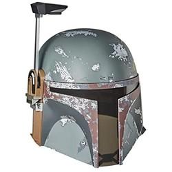Hasbro 孩之宝 星球大战 黑标系列 波巴·费特 帝国反击战 高级电子头盔