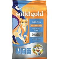 Solid gold 素力高 金装全猫粮 12磅/5.44kg