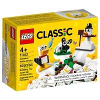 积木之家、新品发售:LEGO 乐高 Classic经典创意系列 11012 白砖创意盒