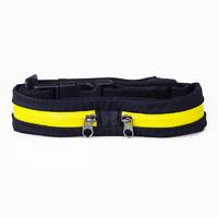 LYCEEM 蓝橙 SB001 户外运动腰包(双口袋设计)