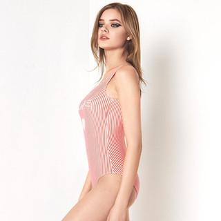 BALNEAIRE 范德安 女子泳衣 60725 红色 M