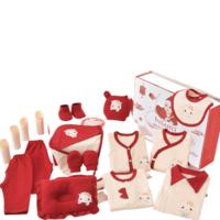 INSAHO YEF022 婴儿服礼盒 四季款萌萌牛 26件套