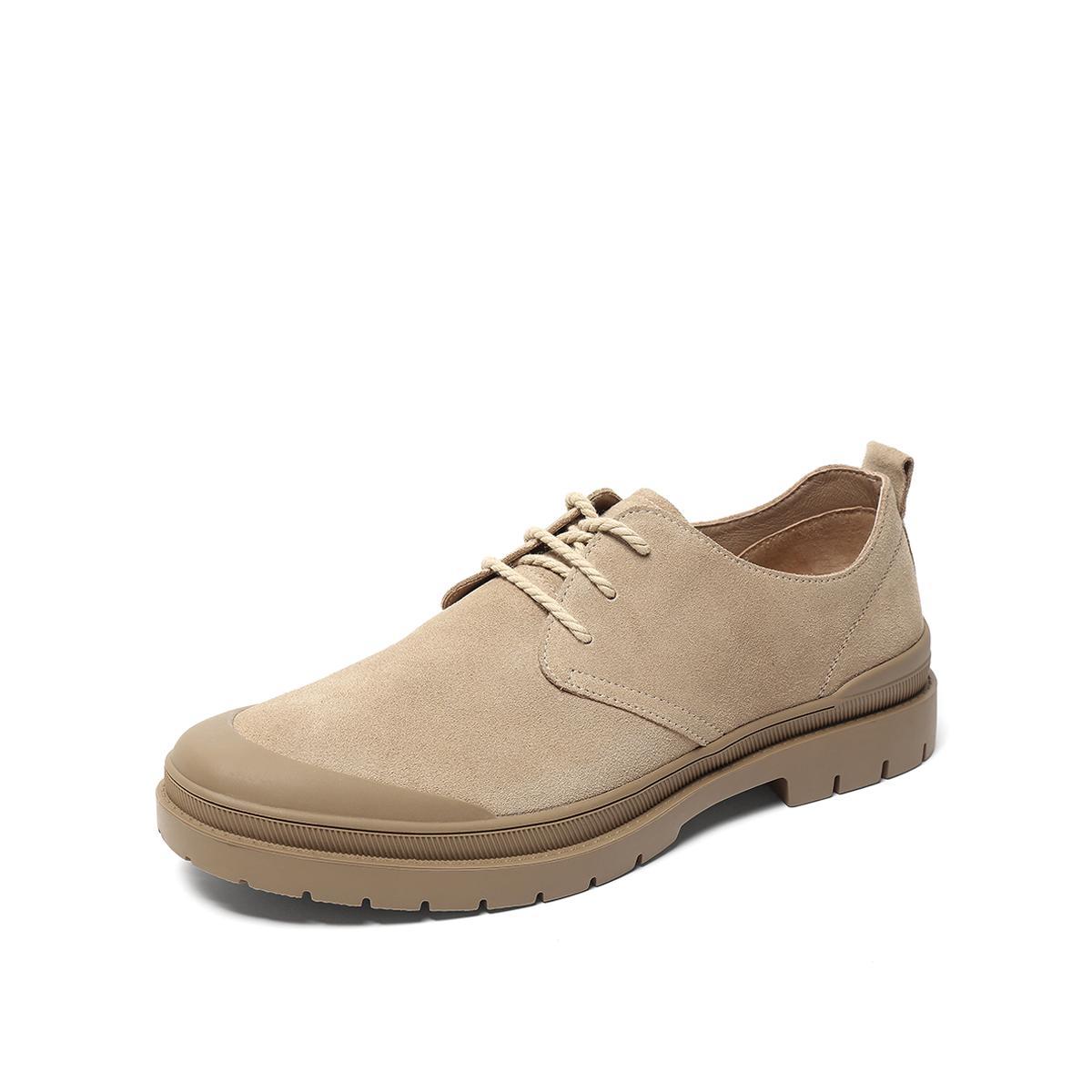 BASTO 百思图 CKD01CM9 休闲皮鞋