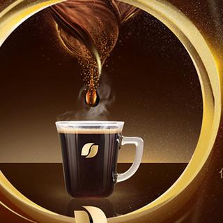 Nestlé 雀巢 金牌 至醇浓郁 速溶黑咖啡粉 100g