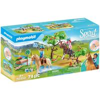Playmobil DreamWorks Spirit Outdoor Adventure (70330)