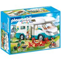 Playmobil Family Fun Family Camper (70088)
