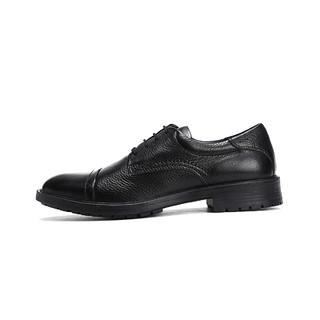 GEOX 健乐士 U843PA00046C9999 男士正装鞋