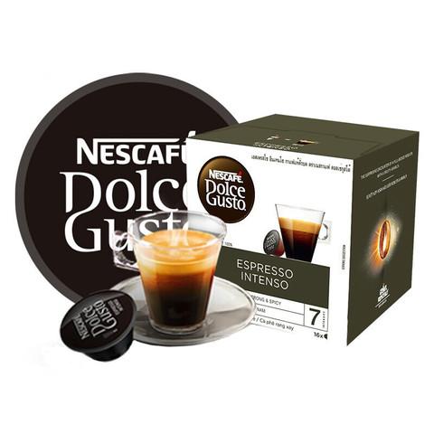 Dolce Gusto 黑咖啡胶囊 研磨咖啡粉 16颗装