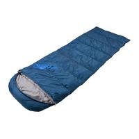 TOREAD 探路者 HIMEX 旅行系列 中性睡袋 ZECF90518 铁蓝灰 右开口
