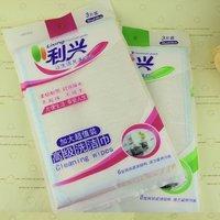 利興高級洗潔巾 天然植物纖維多功能洗碗巾 三色可選