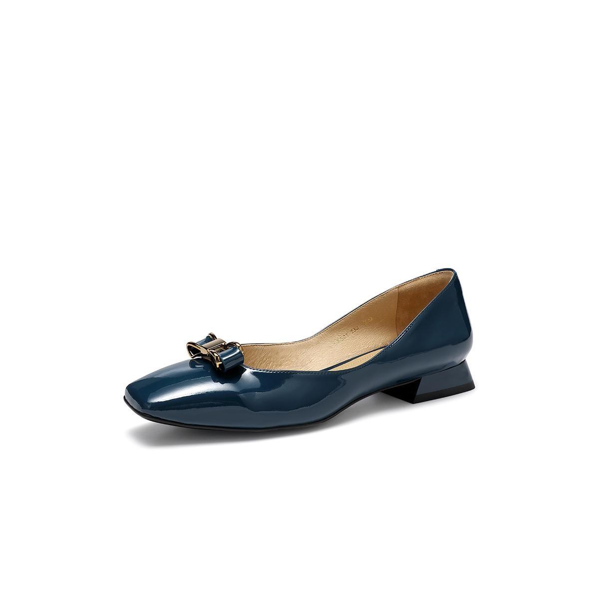 BASTO 百思图 RX521CQ0 女士单鞋