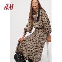 H&M 0821713 女士连衣裙