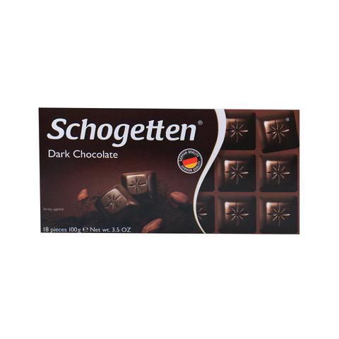 Mauxion 美可馨 小方块黑巧克力 100g *2件