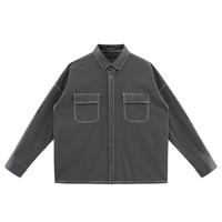 PEACEBIRD 太平鸟  BWCAA330587 男士衬衫