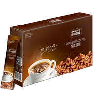 SUKACAFE 苏卡咖啡 特浓速溶咖啡 15g*30条