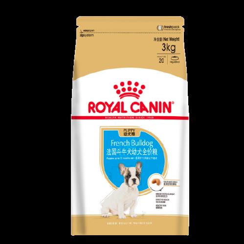 ROYAL CANIN 皇家 FBJ30斗牛犬幼犬狗粮 3kg