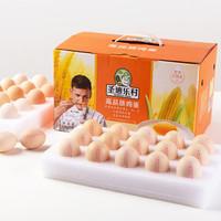 限地区:sundaily farm 圣迪乐村 高品质谷物鲜鸡蛋 30枚 *6件