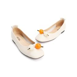 SENDA 森达 Z7007DD3CQ0 女士平底鞋