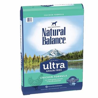 Natural Balance 天衡宝 天然鸡肉无谷配方成犬粮 24磅