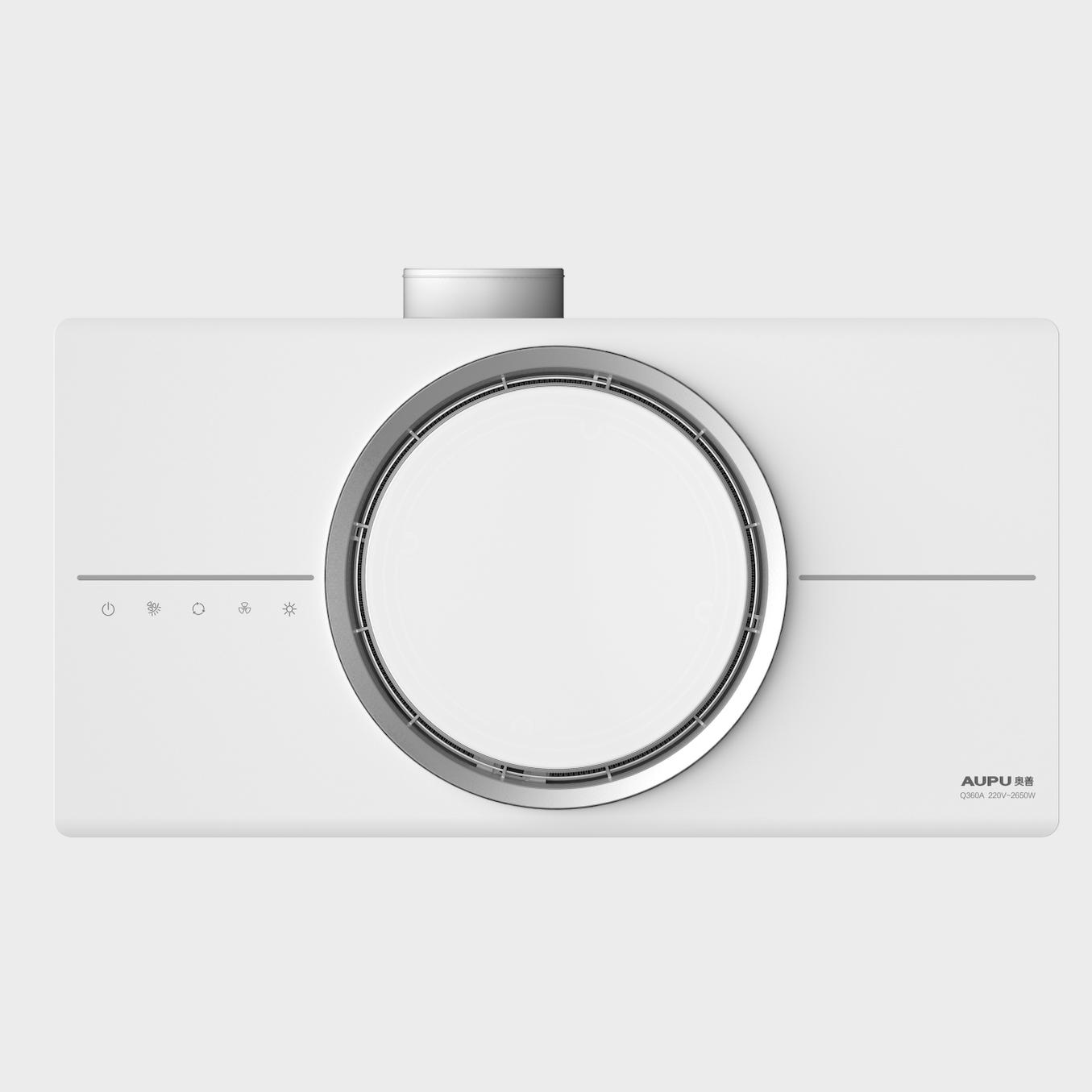 新品发售 : AUPU 奥普 Q360A 热能环浴霸