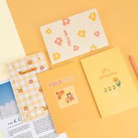 kinbor FB60159-17 虎小妞系列A5记事本 40张 颜色混发