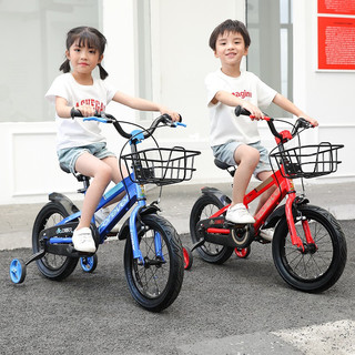 FOREVER 永久 F200 儿童自行车 红色 16寸
