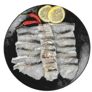 ZHONGYANG FISH WORLD 中洋鱼天下 免浆黑鱼片 300g