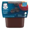 Gerber 嘉宝 果泥 3段 苹果西梅味 113g*2罐
