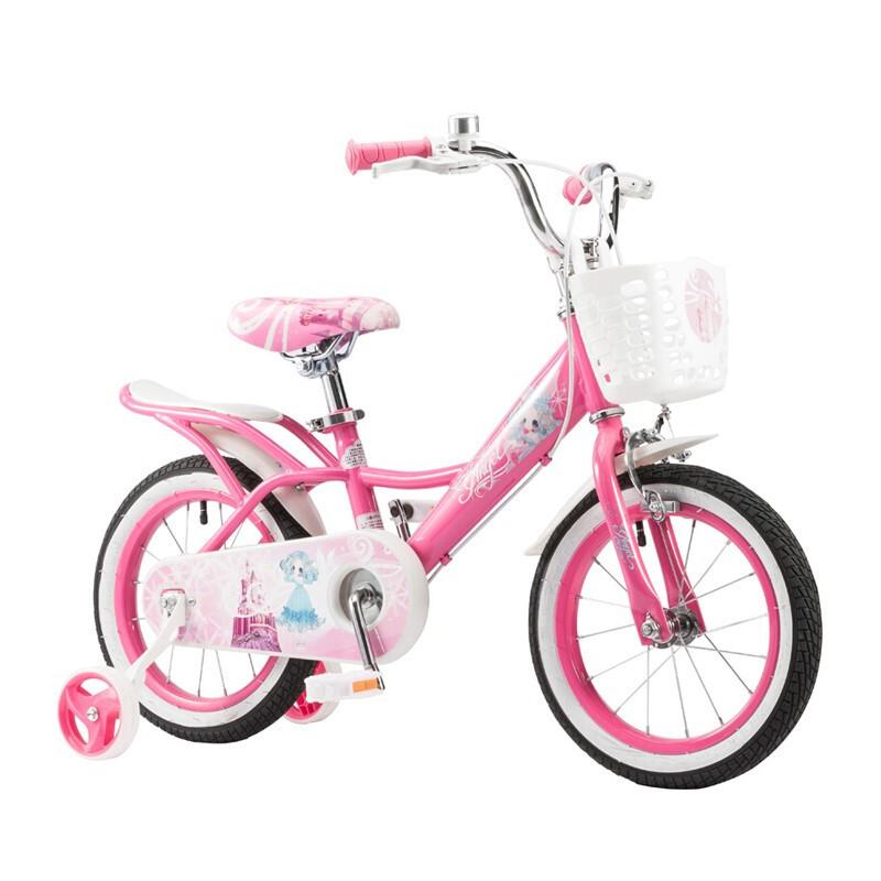 TOPRIGHT 途锐达 儿童自行车 魔法公主 18寸