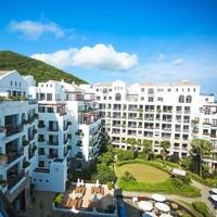 周末不加价!三亚爱琴海酒店 开放式海景套房简单厨房2晚(摩托艇/香蕉船+免费升级+旅拍+行李管家)
