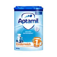 德国Aptamil爱他美经典版易乐罐幼儿配方奶粉1+段 800g 1岁及以上 *2件