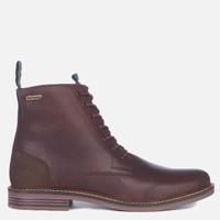 Barbour 巴伯尔 Seaham Derby 男士马丁靴