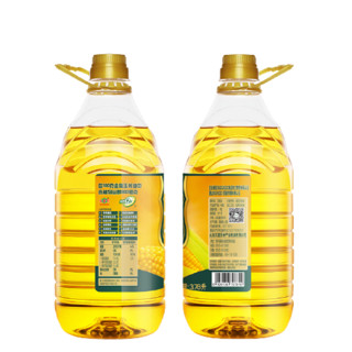 长寿花 压榨一级 金胚玉米油