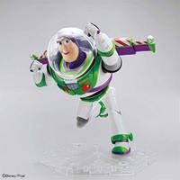 万代巴斯光年 玩具总动员4 Buzz Lightyear拼装模型