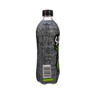 JIANLIBAO 健力宝 爆果汽 苹果汁饮料 480ml*15瓶